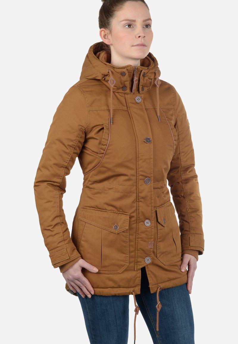 Desires - PARKA ANNABELLE - Winter coat - cinnamon