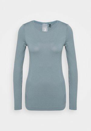 ONPSTACIA CIRCULAR - Sports shirt - goblin blue