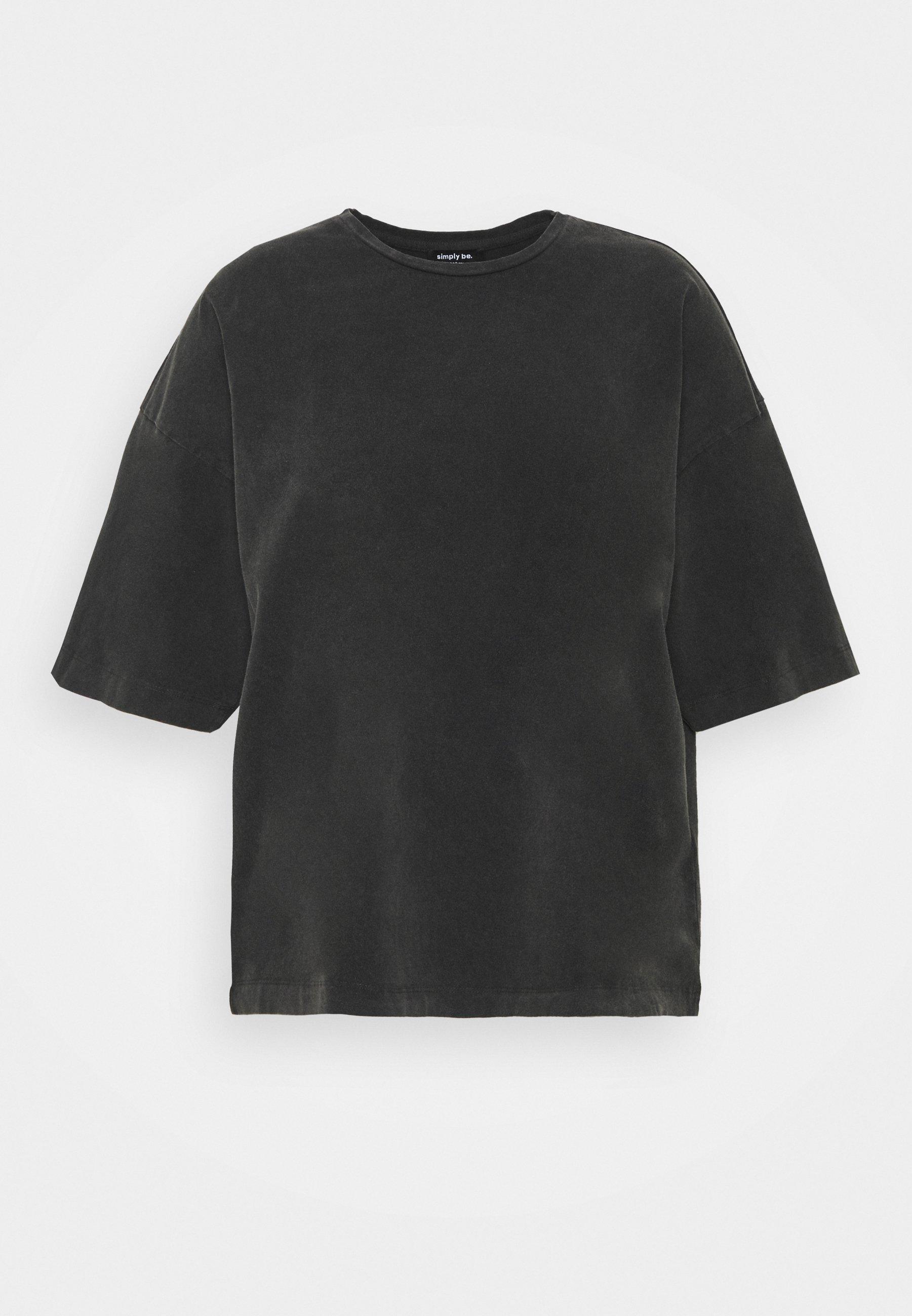 Women OVERSIZED TEE - Basic T-shirt