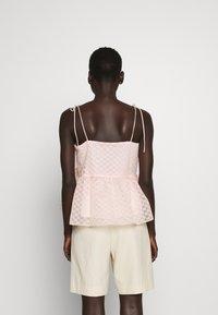 Bruuns Bazaar - DITTANY LENNY  - Top - misty rose - 2