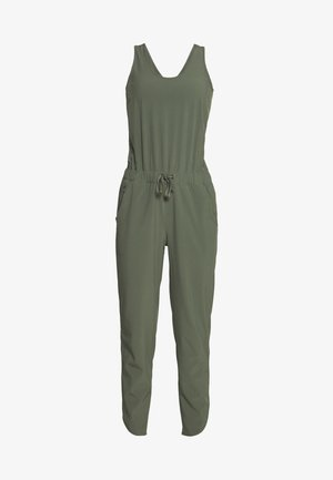 FLEETWITH ROMPER - Træningssæt - kale green