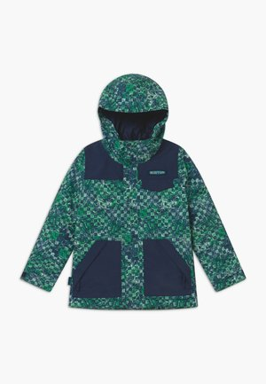 DUGOUT BIRDS EYE - Hardshelljacke - multi-coloured