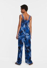 Desigual - PATRICIA - Jumpsuit - blue - 2