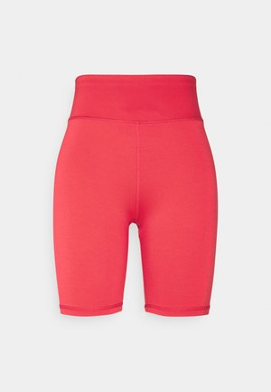 SAMANTHA BIKER PANTS - Shorts - hibiscus