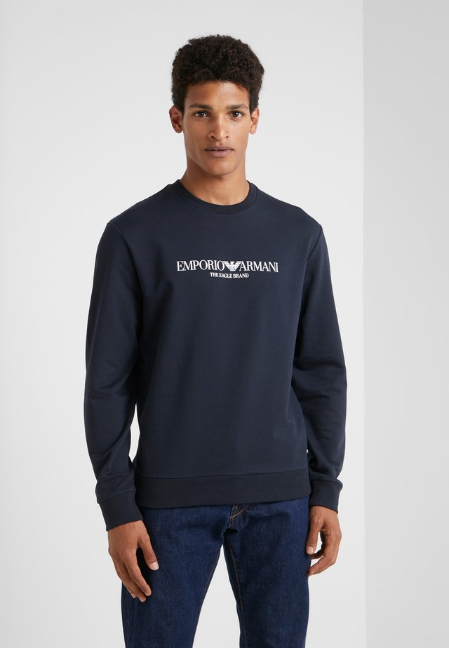 Sweatshirt - blu navy