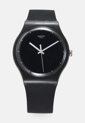 THINK TIME UNISEX - Watch - black