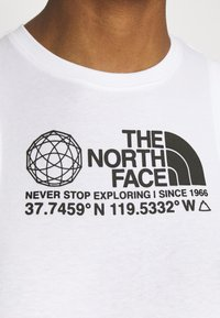 The North Face - COORDINATES TANK - Top - white - 4