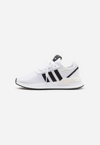U_PATH SPORTS INSPIRED SHOES - Sneakersy niskie - footwear white/core black
