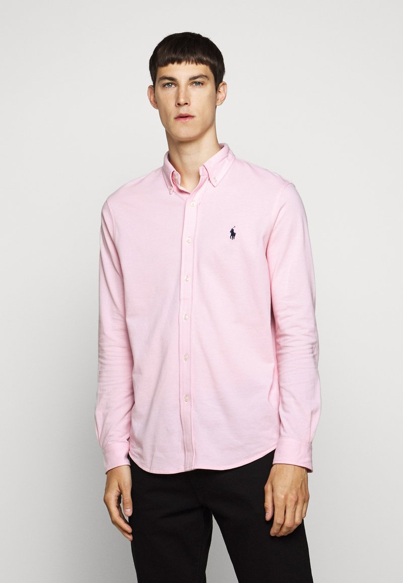 Polo Ralph Lauren - LONG SLEEVE - Camisa - garden pink