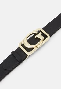 Guess - PANT BELT - Pasek - black - 3