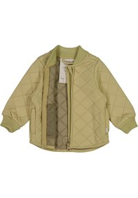 Wheat - LOUI - Winter jacket - slate green - 2