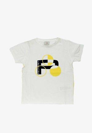 PEUTEREY JUNIOR - T-shirt print - bianco