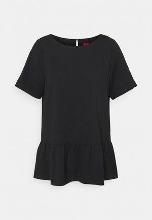 CASILA - Print T-shirt - black
