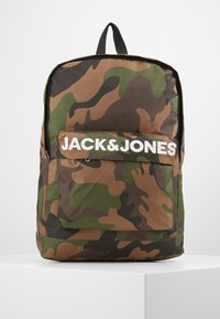 Jack & Jones Junior - JACCHAD BACKPACK - Reppu - forest night - 0