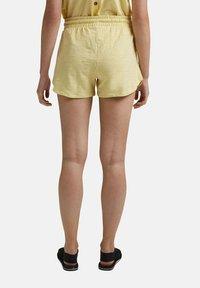 edc by Esprit - Shorts - light yellow - 9