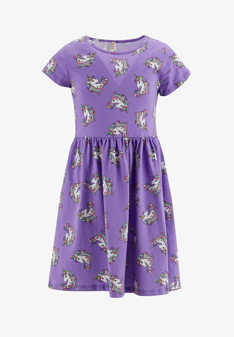 DeFacto - Day dress - purple