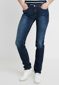 Tommy Hilfiger - ROME ABSOLUTE BLUE - Straight leg jeans - blue denim - 0