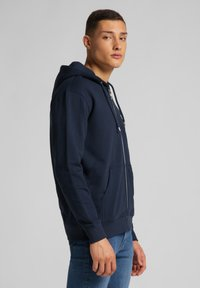Lee - Zip-up hoodie - navy - 3