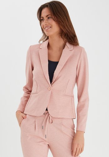 RIZETTA - Blazer - rose tan melange