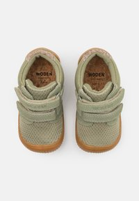 Woden - TRISTAN BABY - Baby shoes - dusty olive - 3