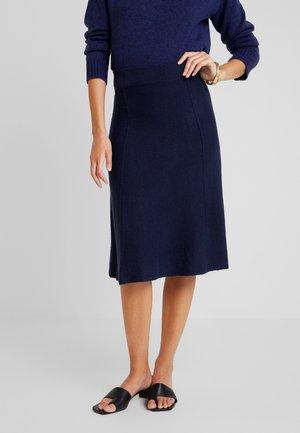 A-snit nederdel/ A-formede nederdele - dark blue