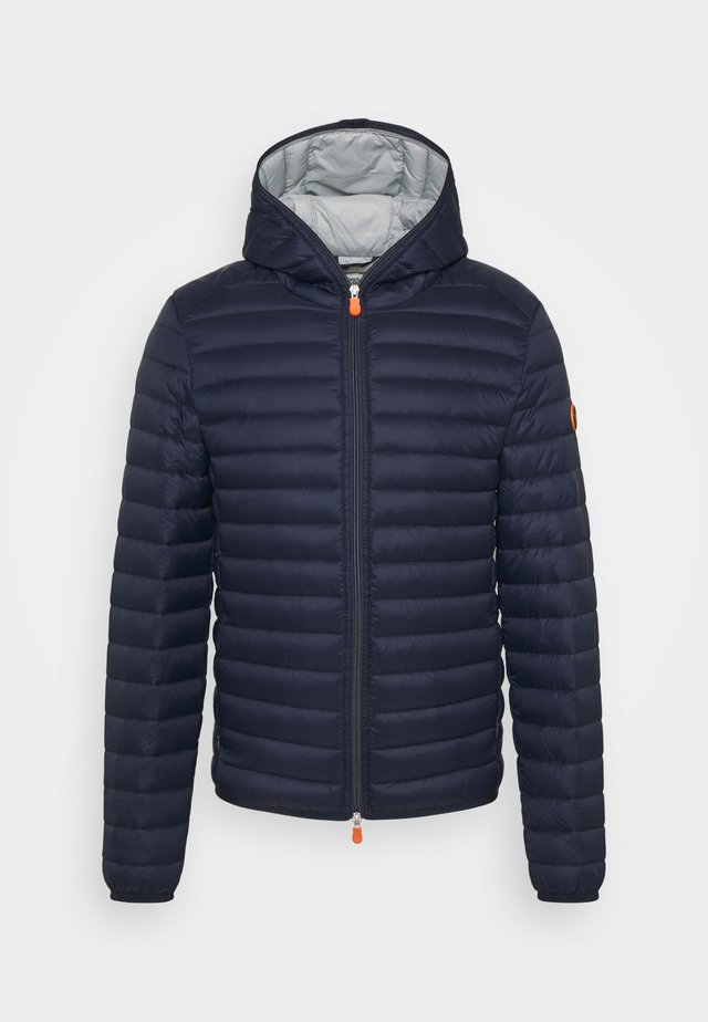 DONALD HOODED JACKET - Light jacket - navy