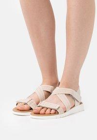 Marc O'Polo - VITTORIA  - Sandals - sand/beige - 0