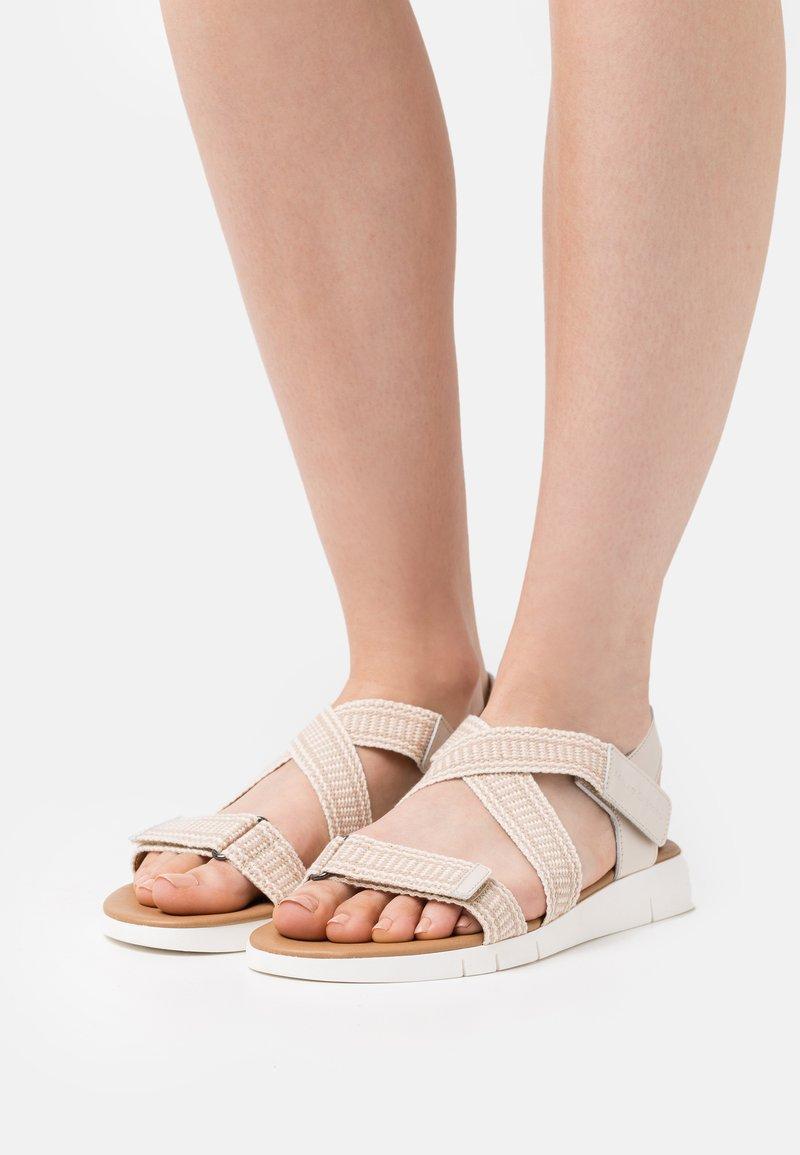 Marc O'Polo - VITTORIA  - Sandals - sand/beige