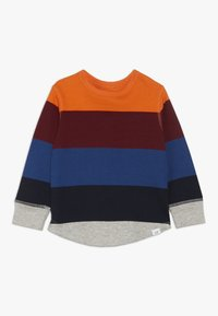 GAP - TODDLER BOY STRIPE - Long sleeved top - sport orange - 0