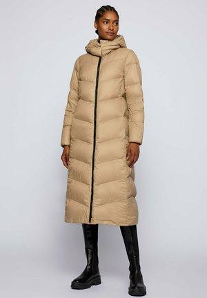 PAMAXI - Down coat - light beige