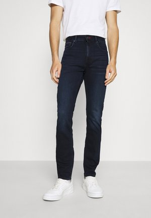 CORE BLEECKER SLIM - Džíny Slim Fit - iowa blueblack