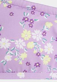 Cotton On Body - GATHERED BRALETTE BRAZILIAN - Bikini - lilac - 6