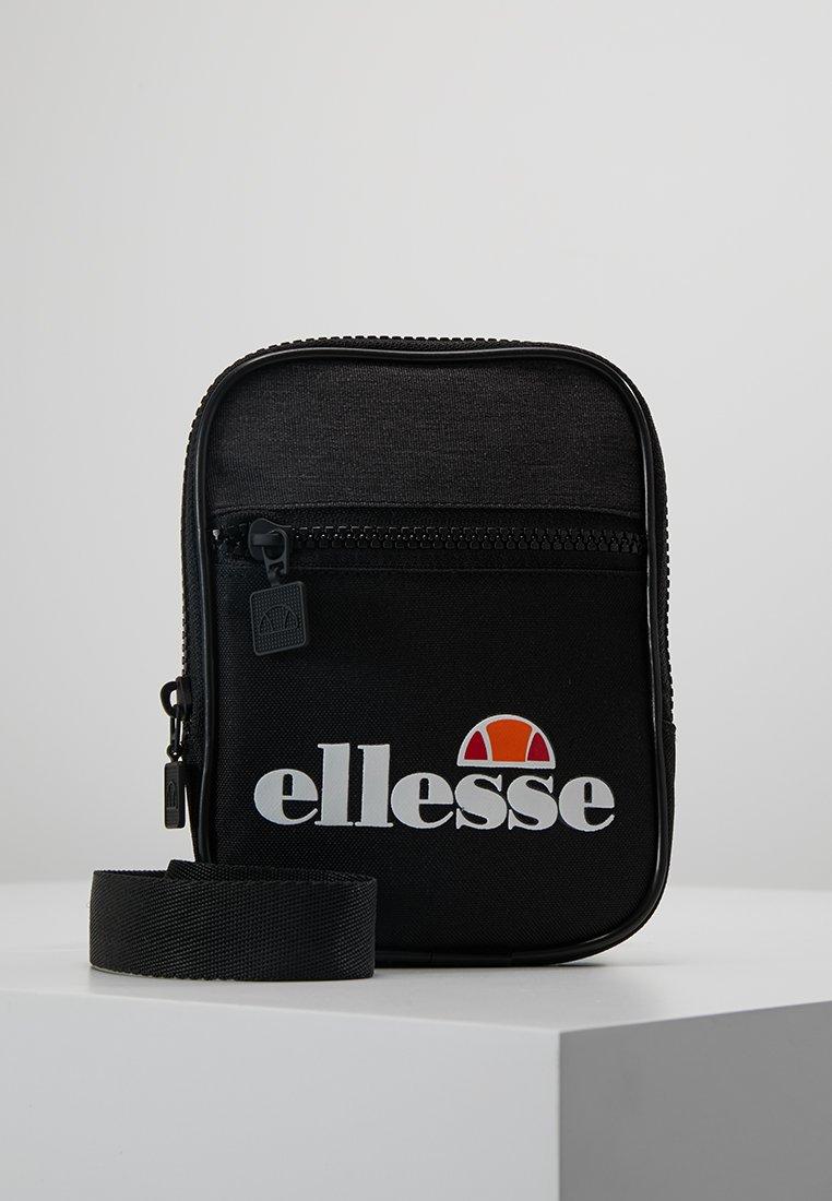 Ellesse - TEMPLETON - Skuldertasker - black/charcoal marl