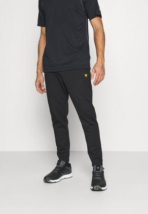 GOLF TRACK PANTS - Broek - true black