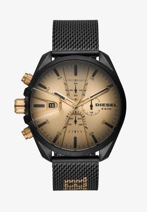 MS9 CHRONO - Chronograph watch - black