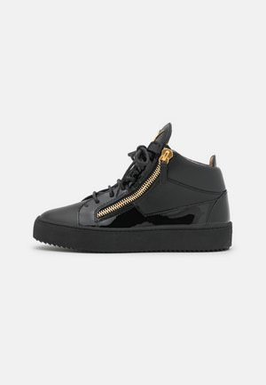 MID TOP - High-top trainers - nero
