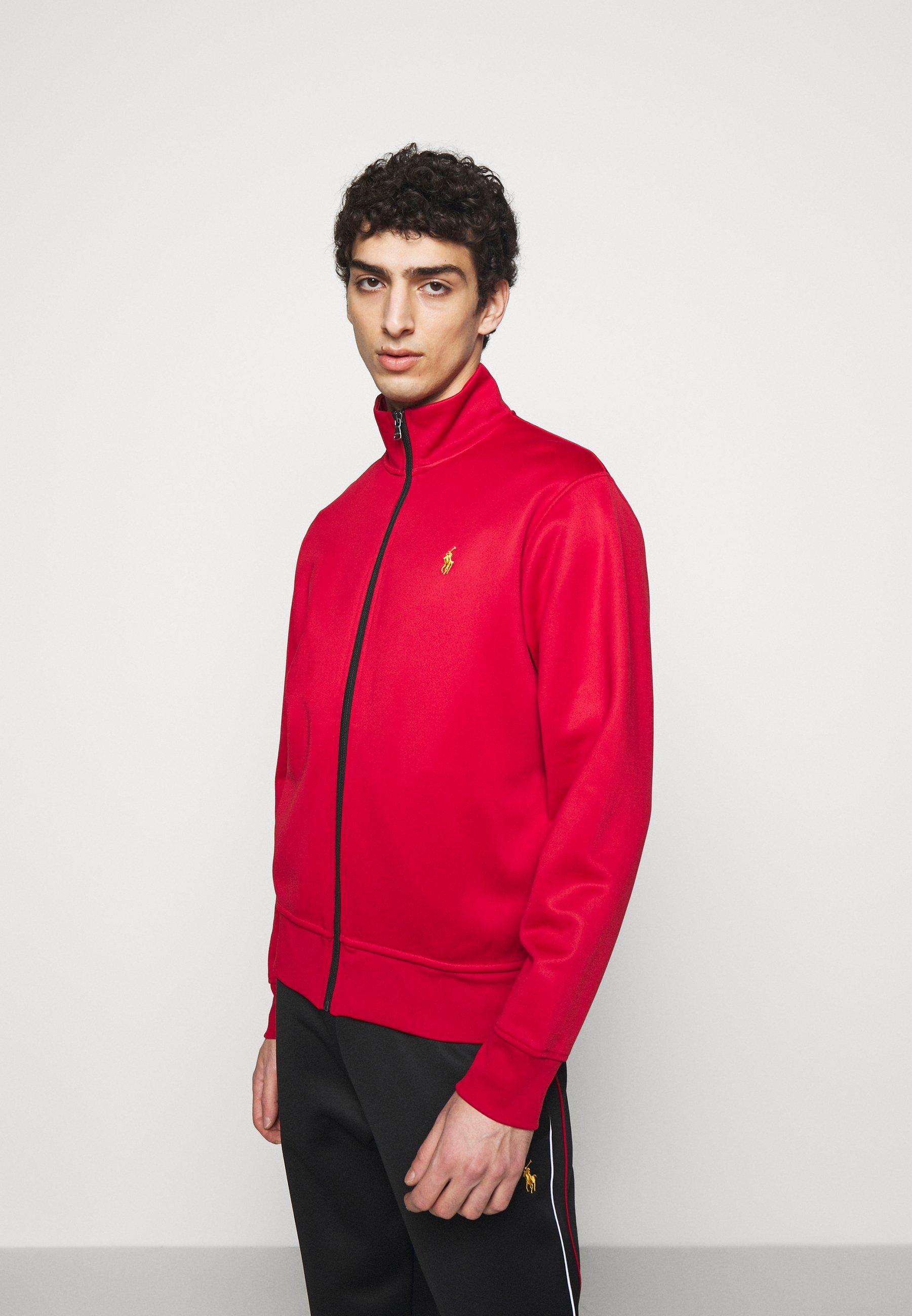 Men TRACK - Zip-up sweatshirt