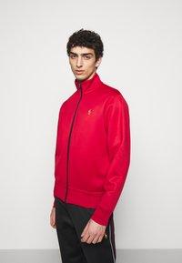 Polo Ralph Lauren - TRACK - Tröja med dragkedja - red - 0