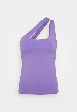 CORPORATE  - Top - purple