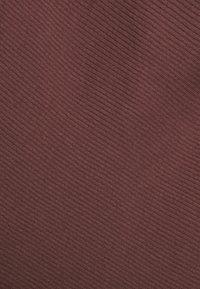 Noa Noa - ESSENTIAL MELANGE - Kardigan - brown rose - 2