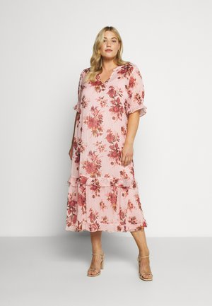 YFALAK DRESS - Vapaa-ajan mekko - multicolor