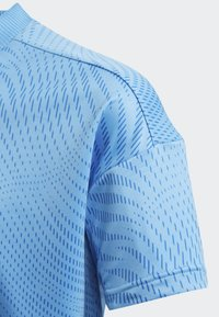 adidas Performance - MESSI T-SHIRT - T-shirt imprimé - blue - 3