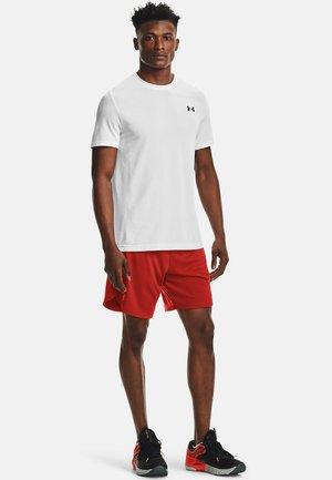Short de sport - dark red