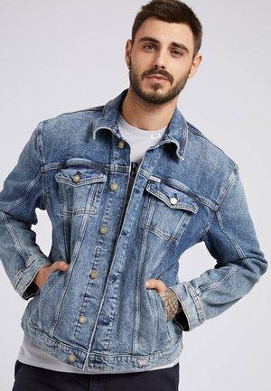 Veste en jean - blau