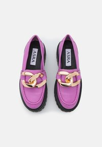 ASRA - GIGI - Zapatos de plataforma - orchid - 4