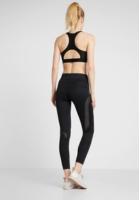 adidas by Stella McCartney - ESSENTIALS SPORT WORKOUT LEGGINGS - Legging - black - 2