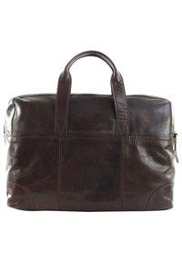 Saddler - Weekend bag - dark brown - 1
