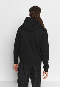 Lacoste Sport - HERREN SWEATJACKE-SH7609 - Mikina na zip - black/pitch chine - 2