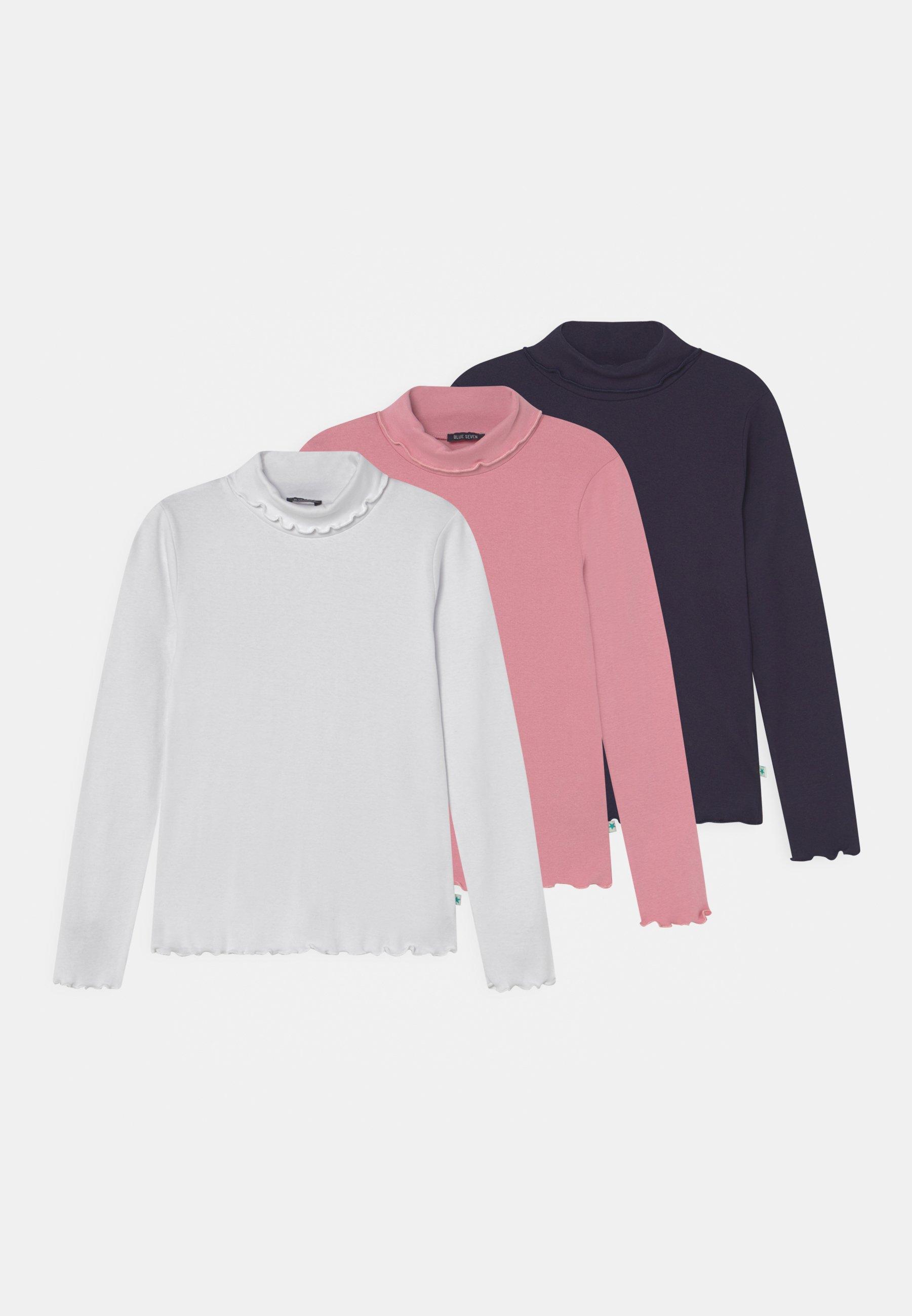 Kids 3 PACK - Long sleeved top