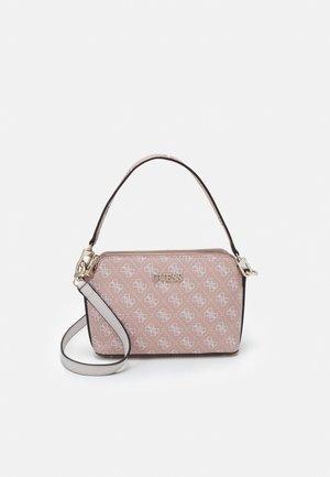 WASHINGTON ZIP CROSSBODY - Handbag - rose multi